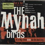 Click here for more info about 'The Mynah Birds - It's My Time - RSD12 - Numbered Sleeve'