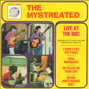 Click here for more info about 'The Mystreated - Live At The BBC'