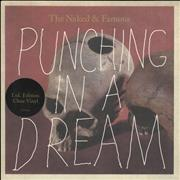 Click here for more info about 'The Naked And Famous - Punching In A Dream - Clear Vinyl'