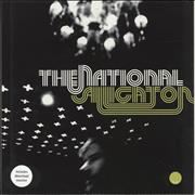 Click here for more info about 'The National - Alligator - Lime Vinyl + Sealed'