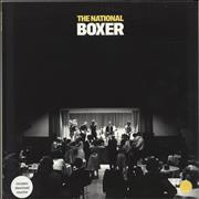 Click here for more info about 'The National - Boxer - Yellow Vinyl + Sealed'