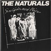 Click here for more info about 'The Naturals (80s) - Six Girls And Alice'