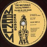 Click here for more info about 'The Naturals - Falling In Love Again'