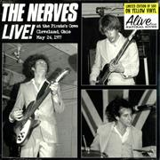 Click here for more info about 'The Nerves - Live At The Pirate's Cove [Yellow Vinyl]'