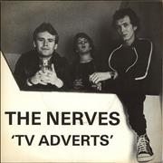 Click here for more info about 'The Nerves (UK) - TV Adverts'