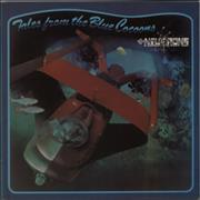 The Neutrons Tales From The Blue Cocoons UK vinyl LP