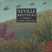 Click here for more info about 'The Neville Brothers - A Change Is Gonna Come'