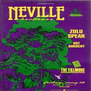 Click here for more info about 'The Neville Brothers - Bill Graham Presents In San Francisco'