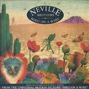 Click here for more info about 'The Neville Brothers - Bird On A Wire'