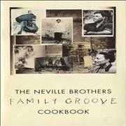 Click here for more info about 'The Neville Brothers - Family Groove'