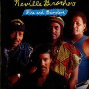 Click here for more info about 'The Neville Brothers - Fire And Brimstone'