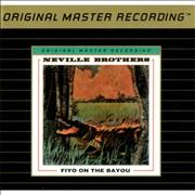 Click here for more info about 'The Neville Brothers - Fiyo On The Bayou'