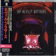 Click here for more info about 'The Neville Brothers - Live On Planet Earth'