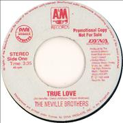 Click here for more info about 'The Neville Brothers - True Love'