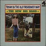 Click here for more info about 'The New Big Band - Today-In The Old Fashioned Way'