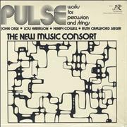 Click here for more info about 'The New Music Consort - Pulse : Works For Percussion And Strings - 180gm - Sealed'