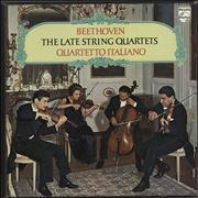 Click here for more info about 'The New Quartetto Italiano - Beethoven: The Late String Quartets'