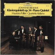 Click here for more info about 'The New Quartetto Italiano - Brahms: Klavierquintett Op. 34/ Piano Quintet'