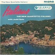 Click here for more info about 'The New Quartetto Italiano - Italiano EP'