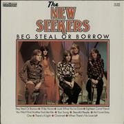 Click here for more info about 'The New Seekers - Beg, Steal Or Borrow'