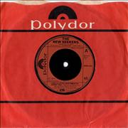 Click here for more info about 'The New Seekers - I Get A Little Sentimental Over You - Inj'