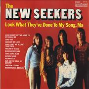 Click here for more info about 'The New Seekers - Look What They've Done To My Song, Ma'