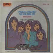 Click here for more info about 'The New Seekers - Pinball Wizard / See Me, Feel Me'