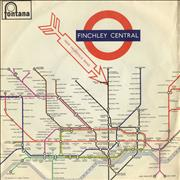 Click here for more info about 'The New Vaudeville Band - Finchley Central - P/S'