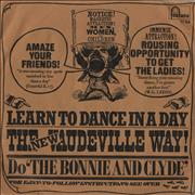 Click here for more info about 'The New Vaudeville Band - The Bonnie And Clyde - P/S'
