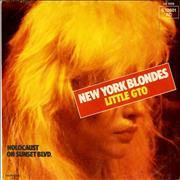 Click here for more info about 'The New York Blondes - Little GTO'