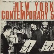 The New York Contemporary Five Volume 1 Denmark vinyl LP