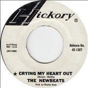 Click here for more info about 'The Newbeats - Crying My Heart Out'