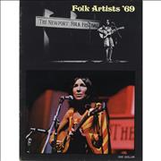 Click here for more info about 'The Newport Folk Festival - Folk Artists '69'