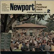 Click here for more info about 'The Newport Folk Festival - Newport Folk Festival 1964 - Evening Concerts Volume 2'