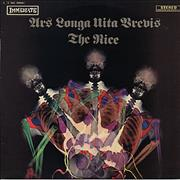 Click here for more info about 'The Nice - Ars Longa Vita Brevis'