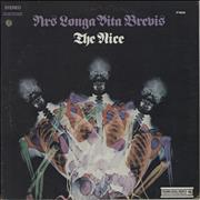 Click here for more info about 'The Nice - Ars Longa Vita Brevis - deletion'
