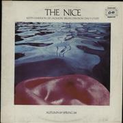 Click here for more info about 'The Nice - Autumn '67 - Spring '68 - stickered p/s'