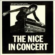 Click here for more info about 'The Nice - The Nice In Concert'