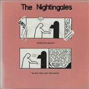 Click here for more info about 'The Nightingales - Paraffin Brain'