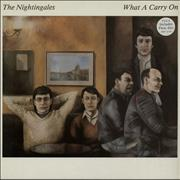 Click here for more info about 'The Nightingales - What A Carry On'
