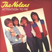 Click here for more info about 'The Nolans - Attention To Me'