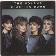 Click here for more info about 'The Nolans - Crashing Down'