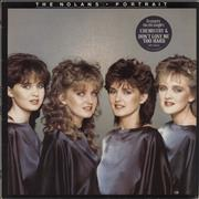 Click here for more info about 'The Nolans - Portrait - Stickered Sleeve'
