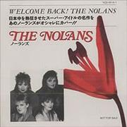 Click here for more info about 'The Nolans - Welcome Back The Nolans'