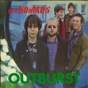 Click here for more info about 'The Nomads - Outburst'