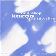 Click here for more info about 'The Non Stop Kazoo Organization - Something Strange EP'