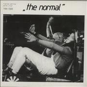 Click here for more info about 'The Normal - T.V.O.D. - White Vinyl + Numbered Sleeve'