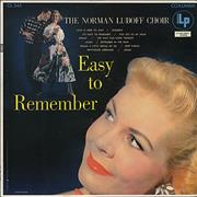 Click here for more info about 'The Norman Luboff Choir - Easy To Remember'