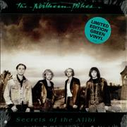 Click here for more info about 'The Northern Pikes - Secrets Of The Alibi - Green vinyl'