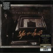 Click here for more info about 'The Notorious B.I.G. - Life After Death - White Vinyl - RSD'